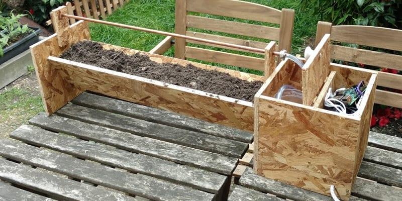 raspberry pi garden irrigation for spices 2